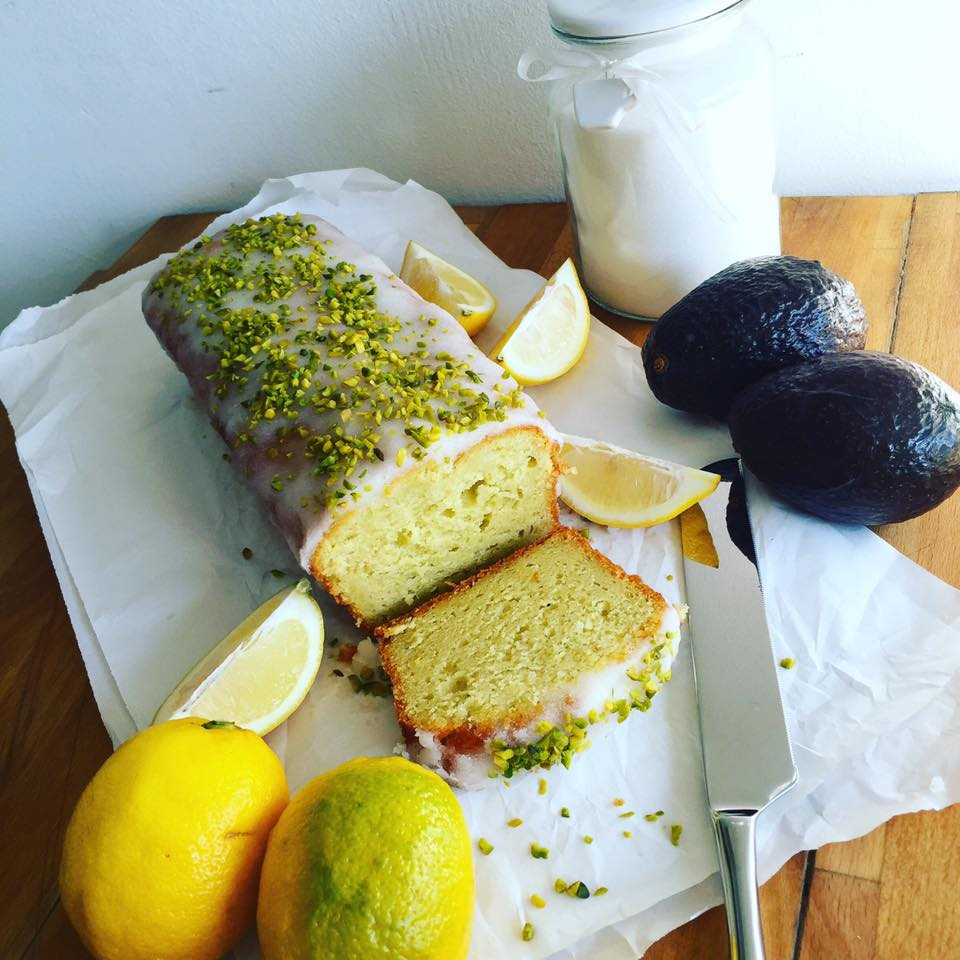 Avocado Zitronenkuchen Avocado Lemon Poundcake In Mary S Kitchen